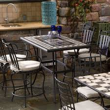 best bar height patio sets patio decorating plan bar height patio