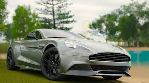 aston martin rapide will only forza horizon 3 cars