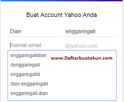 membuat email yahoo indonesia buat email yahoo daftar email yahoo di yahoo mail indonesia