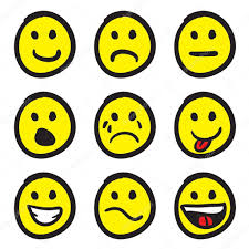 singing emoji smilies stock vectors royalty free smilies illustrations