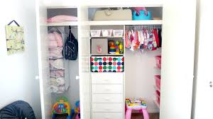 Nursery Organizers Interior The Idea Of Applying A Baby Closet Organizer To Create