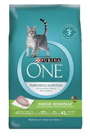 22 lb purina one indoor advantage premium cat food