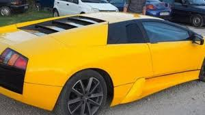 lamborghini replica interior toyota mr2 turned into a lamborghini murcielago looks