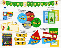 ninjago party supplies ninjago party supplies ninjago banner ninjago party favors