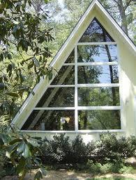 a frame houses the mid century a frame modern tiny house