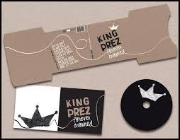 design cd cover cd cover king prez by ellbe on deviantart