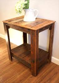 tables made from pallets end tables made from pallets recycled pallet coffee table ideas