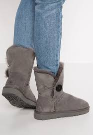 womens ugg boots grey ugg boots on sale ugg bailey button ii boots grey shoes