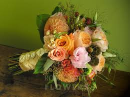 wedding flowers autumn robin wood flowers autumn dahlia wedding bouquets