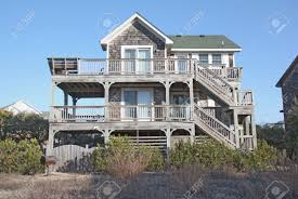 a beach house on the outer banks at nags head north carolina