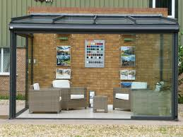 Outdoor Glass Room - glass room gallery from samson awnings u0026 terrace covers