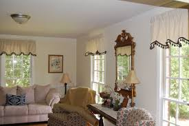 Curtains Living Room by Curtain Valances For Dining Room Living Room Valances Window