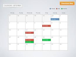 keynote calendar template 28 images calendars templates 2014
