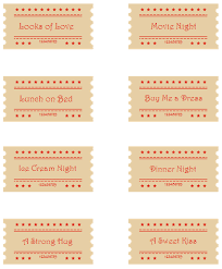 free printable gift coupon template coupons for everyone