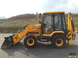 2015 jcb 3cx compact backhoe loader serial no 2454202 c w 55kw