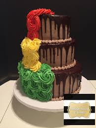 wedding cake harga jamaica flag cake reunion ideas jamaica flag flag