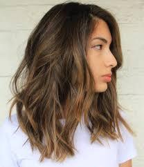 medium length hairstyles brown hair 25 fine dark brown mid length hairstyles u2013 wodip com