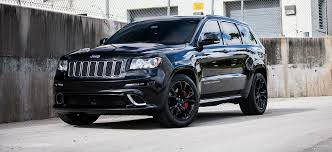 2014 jeep srt8 black customized jeep grand srt8 exclusive motoring miami