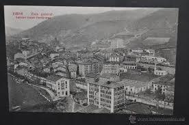 fotos antiguas eibar antigua postal de eibar guipuzcoa vista gener comprar postales