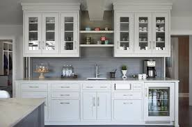 cerused oak kitchen cabinets built in cutlery drawers contemporary kitchen
