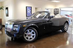 rolls royce drophead interior used 2009 rolls royce phantom drophead coupe stock p3009 ultra