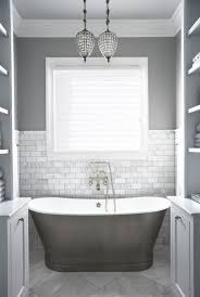 Black And White Bathroom Design Ideas Colors Best 25 Grey White Bathrooms Ideas On Pinterest White Bathroom