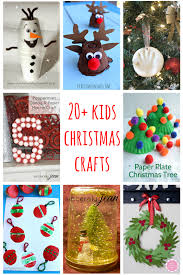Paper Mache Christmas Crafts - 20 kids christmas crafts roundup sincerely jean