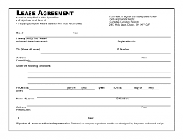 Rental House Lease Agreement Template Equipment Lease Form Template Professional Proposal Template