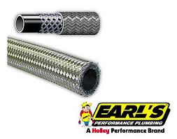 earls cooler earls auto flex hose an10 for cooler one of the