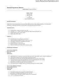 Application Support Analyst Resume Sample by Sample Resume Header Resume Cv Cover Letter Sharepoint Developer