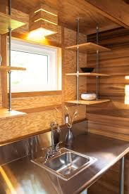 salsa box adds a little flavor to the tiny house movement