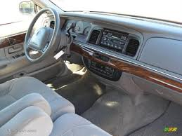 light graphite interior 1999 mercury grand marquis ls photo