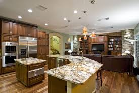 family kitchen design ideas sk kitchen family room beautiful remodel