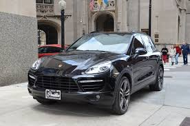 Porsche Cayenne Headlights - 2014 porsche cayenne turbo stock b886a for sale near chicago il