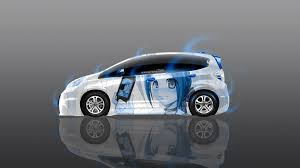 honda jdm 4k honda fit jdm anime with psp aerography car 2015 el tony