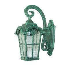 verde green outdoor wall light etoplighting victorian collection verde green finish exterior