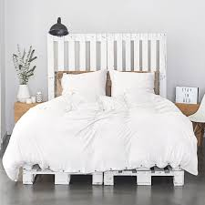 Jersey Cotton Duvet Set Duvet Cover In Premium And Soft Jersey In Organic Cotton Kalani Home