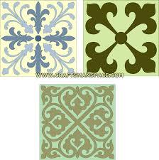 ornament vectors square shape