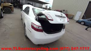 Parting Out 2008 Toyota Camry Stock 6086bk Tls Auto Recycling