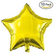 amazon com partywoo 18 inch foil balloons 32 packs 100 spot glue