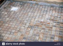 non slip tiles used for the flooring in a wet room shower non slip tiles used for the flooring in a wet room shower bathroom suitable for disabled use with easy access