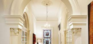 plaster cornice ceiling roses ceiling panels columns and