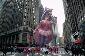 first thanksgiving parade thanksgiving parade groundbreaking balloons tim burton u0026 more
