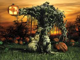 halloween pumpkin patch background speedtree tree modeling walkthrough