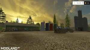 ls15 usa map lakeside usa map v 2 0 by stevie mod for farming simulator 2015