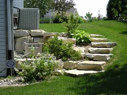 Slope Landscaping Ideas For Backyards Landscaping Ideas For Backyard With A Slope Redaktif