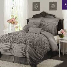 Gray Bedding Sets Gray Bedroom Decor Gray Bedding Comforter Sets Silver King