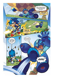 previews sonic hedgehog 273 worlds unite 3 sonic