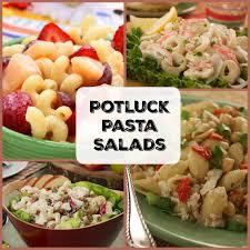 potluck pasta salads mrfood com