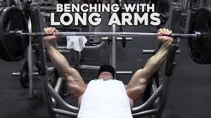 what should i be benching for my weight how to bench press with long arms for taller guys youtube